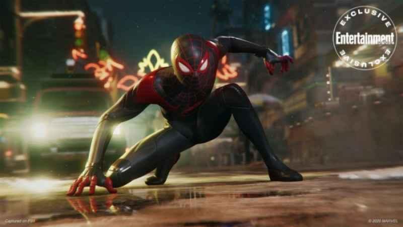 گیم پلی از بازی جدید مرد عنکبوتی مایلز مورالس