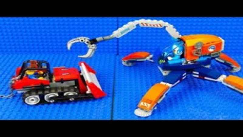 ماشین بازی کودکان با داستان - مبارزه ماشین های سنگین