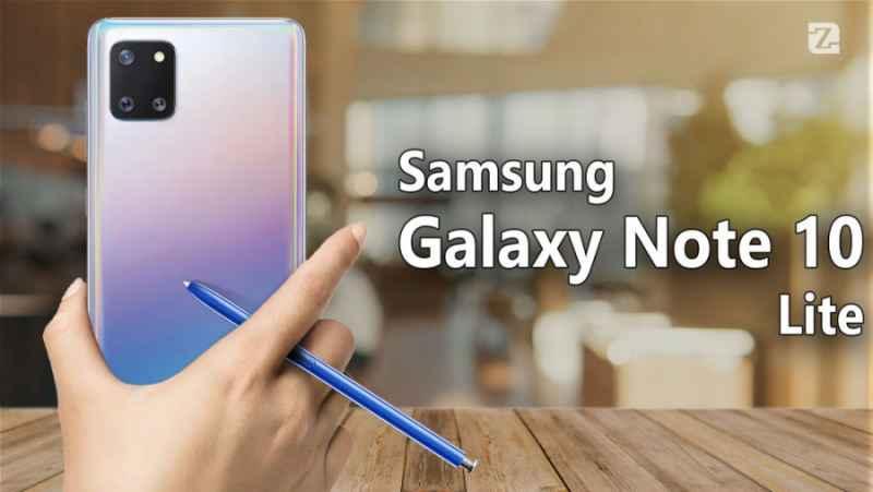 نقد و بررسی Samsung Galaxy Note 10 Lite گلکسی نوت 10 لایت سامسونگ ویدیو برگر