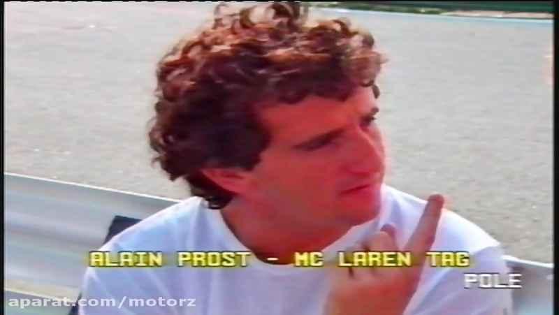 F1 1985 E10 Austrian Grand Prix - فرمول یک اتریش مسابقه 10 فصل 1985