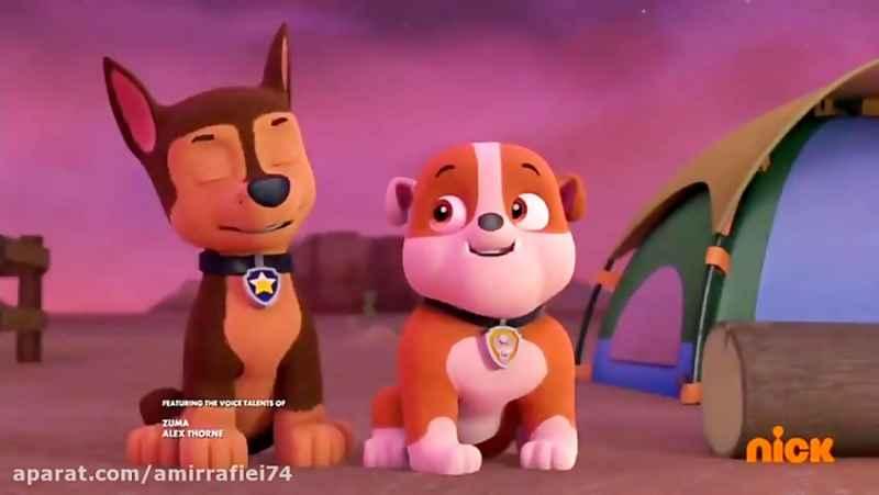 انیمیشن سگهای نگهبان _ سگهای نگهبان دوبله فارسی _ کارتون سگهای نگهبان _ قسمت 180