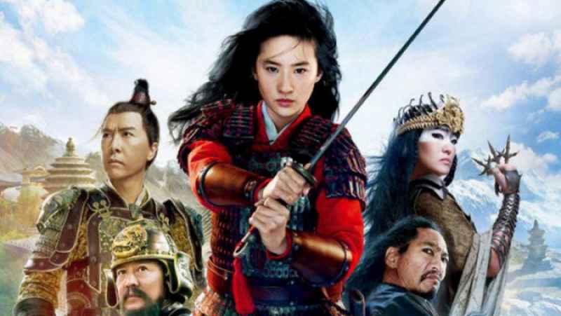 فیلم Mulan 2020 مولان با دوبله فارسی حرفه ای (اکشن ، خانوادگی)