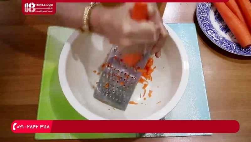 آموزش درست کردن مربا | طرز تهیه مربای به | طرز تهیه مربا ( طرز تهیه مربا هویج )