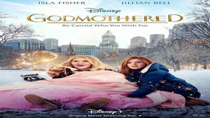 فیلم کمدی مادر رویاها 2020 دوبله فارسی // godmothered