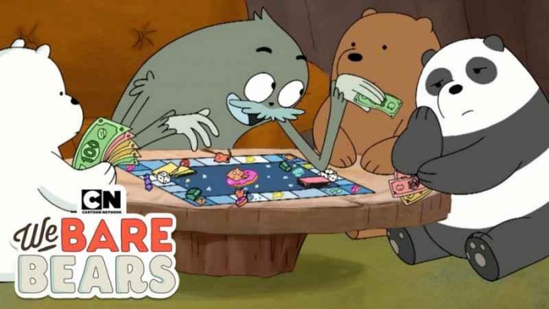 انیمیشن سه خرس کله پوک:: چارلی:: کارتون سه خرس کله پوک