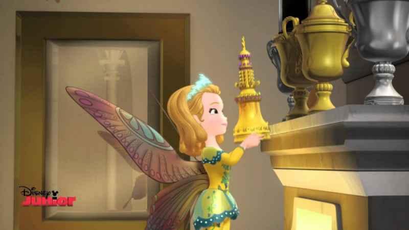 پرنسس سوفیا - پرنسس پروانه ای