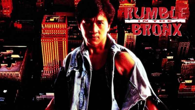 فیلم رزمی جنجال در شهر 1995 - جکی چان - دوبله فارسی - سانسور اختصاصی