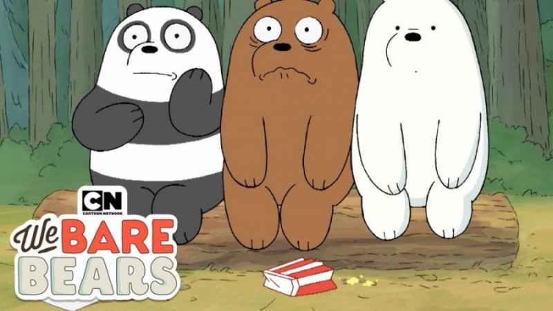 انیمیشن سه خرس کله پوک:: ماجراهایی در جنگل:: دانلو کارتون سه خرس کله پوک