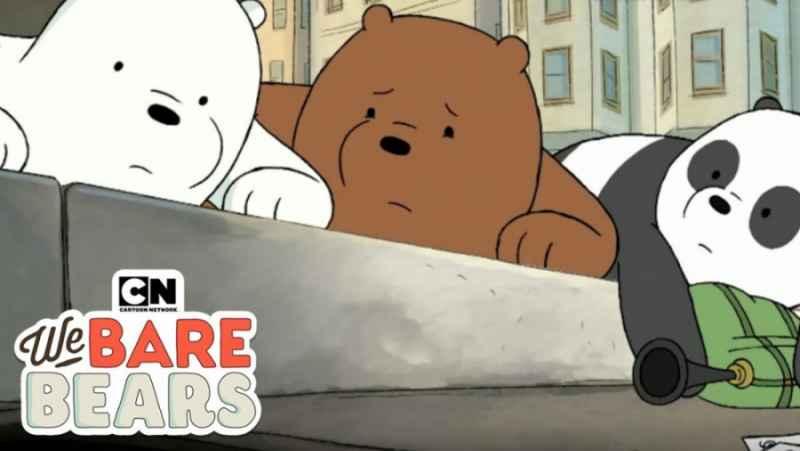 انیمیشن سه خرس کله پوک:: دانلود کارتون سه خرس کله پوک