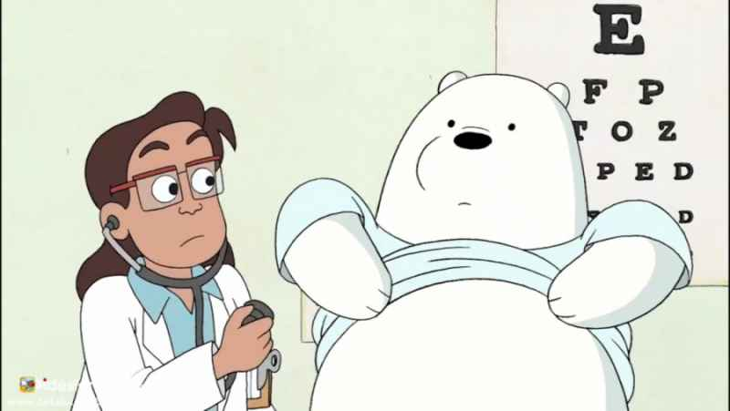 خرس های کله فندقی جدید   دانلود کارتون خرس های کله فندقی جدید