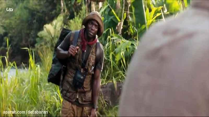 فیلم اکشن_ جومانجی به جنگل خوش آمدید Jumanji: Welcome to the Jungle اکشن/دوبله