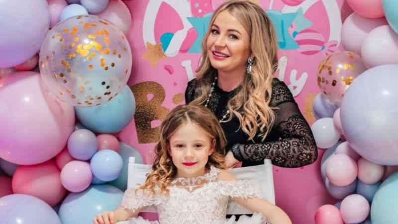 استیسی شو - ناستیا شو - ناستیا تولد 7 سالگی خود را جشن می گیرد