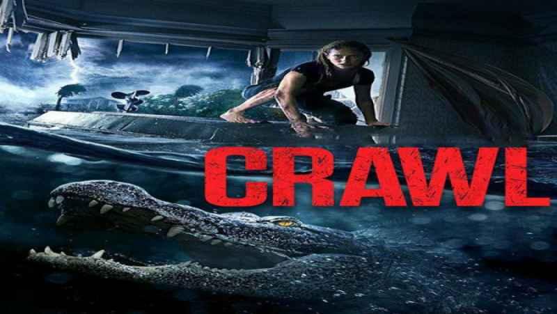 فیلم اکشن وهیجانی خزنده ( فیلم Crawl 2019 ) با دوبله فارسی Crawl 2019