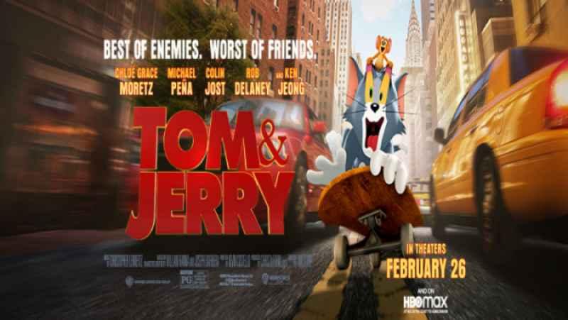 انیمیشن تام و جری Tom and Jerry 2021 با دوبله فارسی