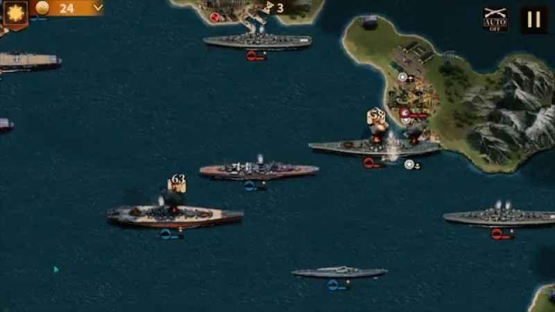 Glory of Generals 3 | Battle of Hawaii | Pacific War 1945 | War Master