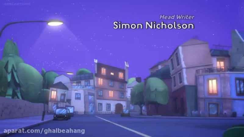 کارتون گروه شب نقاب انیمیشن گروه شب نقاب