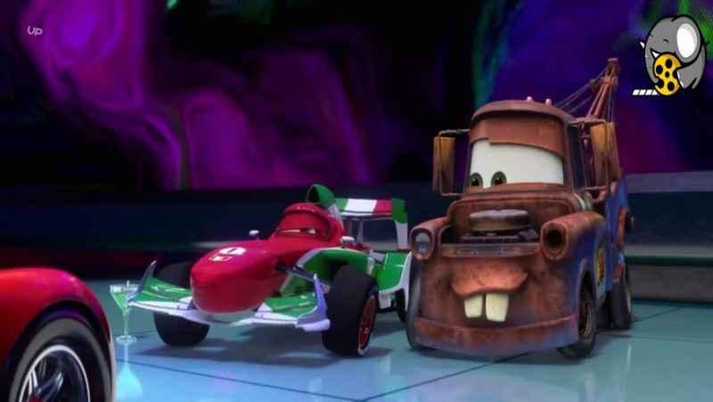 انیمیشن ماشین ها 2 - کیفیت عالی