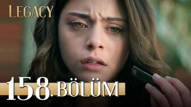 سریال ترکی امانت قسمت 158 زیرنویس فارسی