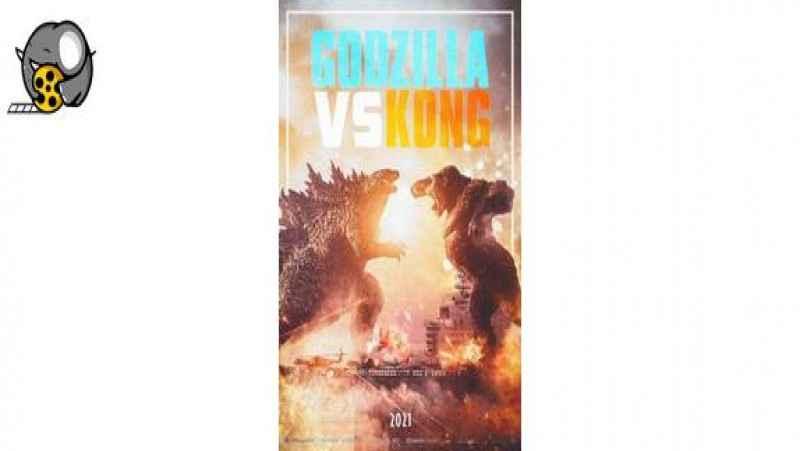 فیلم سینمایی گودزیلا علیه کونگ godzilla vs kong دوبله فارسی