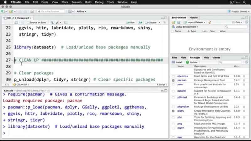 آموزش و نصب زبان برنامه نویسی R - حامی صنعت گستر