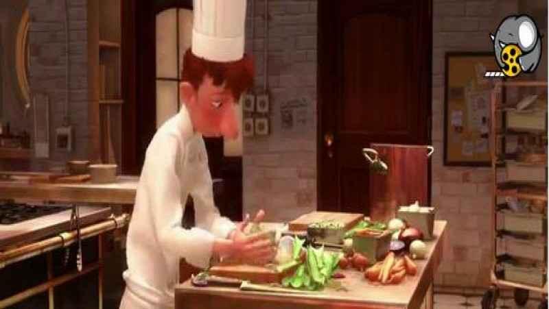 انمیشن موش سر آشپز دوبله فارسی