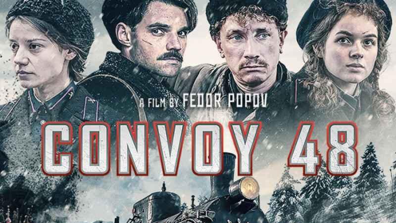 فیلم کاروان Convoy 48 جنگی ، درام 2019
