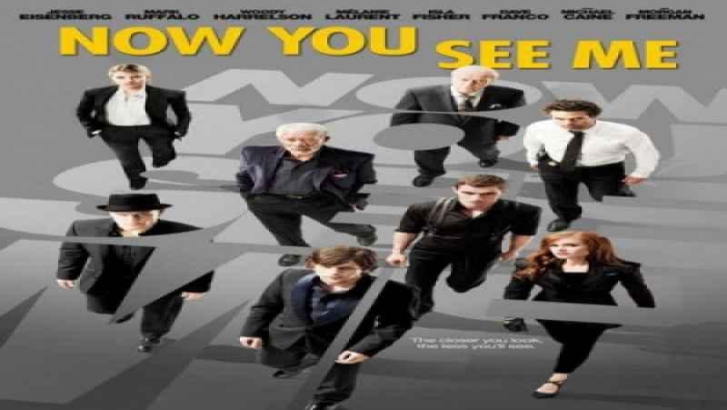 فیلم حالا مرا میبینی 1 دوبله فارسی