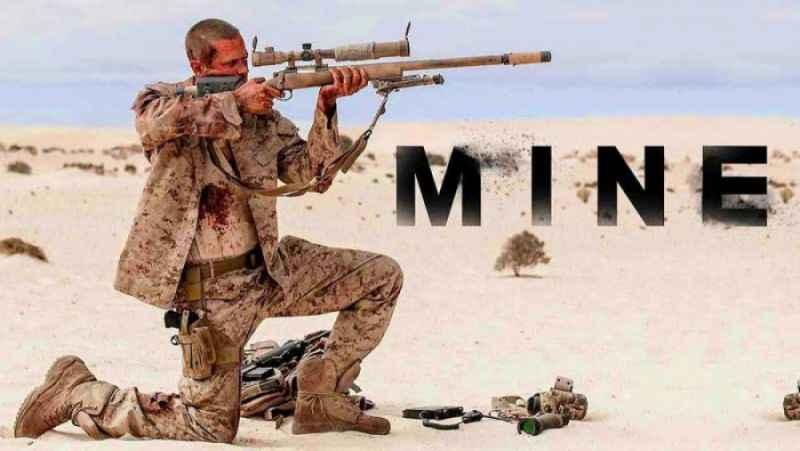 فیلم آمریکایی مین 2016 دوبله فارسی Mine اکشن | جنگی | هیجان انگیز