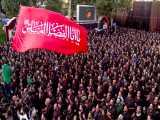 تشنه بودیم بوی آب می رسید از علقمه-زمینه-شب تاسوعای حسینی محرم98-حاج محمود کریمی