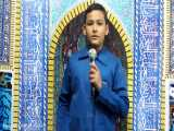 نوحه سرایی دانش آموز محمدمهدی علینژاد در چهاردهمین یادواره کودک و محرم