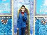 نوحه سرایی دانش آموز احمدرضا اعتمادی فرد در چهاردهمین یادواره کودک و محرم