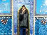 نوحه سرایی دانش آموز سیدارشیا حسینی در چهاردهمین یادواره کودک و محرم