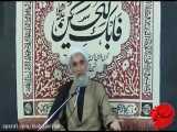 مکتب هاشمی رفسنجانی، مکتب ضدّ حسینی - سخنان تند آیت الله وفسی