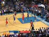 5 حرکت برتر روز گذشته بسکتبال NBA: یکشنبه 98/08/05