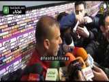 صحبت های «سید جلال حسینی»پس از پیروزی پرسپولیس مقابل گل گهر