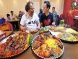 مستر تستر و رنجر غذاها در تهران - Street Food Tour in Tehran Iran