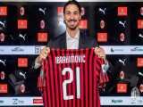 فوتبال ۱۲۰   زلاتان دوباره در میلان