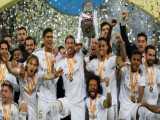 رئال مادرید ـ اتلتیکو مادرید || قهرمانی تیم زیدان || �ینال سوپرکاپ اسپانیا ۲۰۲۰