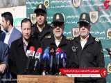 شبیخون پلیس به 7 باند مخوف در دروازه غار تا دره فرحزاد