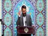 فیلم کامل شعرخوانی احمد بابایی در حضور رهبر انقلاب اسلامی