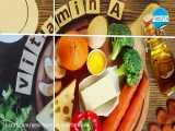 ۶ نشانه کمبود ویتامین در بدن