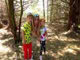 گبی و الکس »» ماجراجویی در جنگل :: ماجراهای گبی و الکس