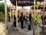 مراسم ترحیم عرفانی ۹۱۲۱۸۹۷۷۴۲گروه پاییزمهربان مداحی نی دف بهشت زهرا
