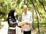 برنامه « در ایران » ، آشنایی با ضرب المثل ها