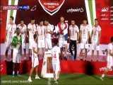 مراسم کامل اهدای جام قهرمانی پرسپولیس - نوزدهمین دوره لیگ برتر ایران