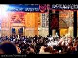 نماهنگ محرمی  میباره بارون  از مجید بنی فاطمه با تصاویر زیبایی از کربلای معلا