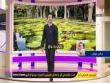 مجری شبکه ایران کالا به مسابقه شبکه آی فیلم کنایه زده