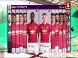 خلاصه بازی منچستر یونایتد 1 - کریستال پالاس 3