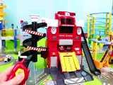 دنیای اسباب بازی های رنگارنگ برای کودکان - بازی با اسباب بازی قسمت 58