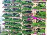 ساختمانهای چنگدو  - چین